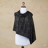 Alpaca shawl,