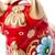 Ceramic figurine, 'Big Red Pucara Bull' - Red Painted Ceramic Bull Folk Art Figurine from Peru (image 2e) thumbail
