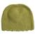 Alpaca blend hat, 'Sweet Blossom' - Floral Crocheted Alpaca Blend Hat in Chartreuse from Peru (image 2e) thumbail