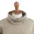 Cotton blend pullover, 'Taupe Versatility' - Cotton Blend Pullover in Taupe from Peru (image 2d) thumbail