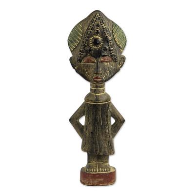 African Wood Sculpture