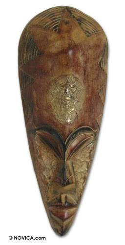 Wood Mask from Africa