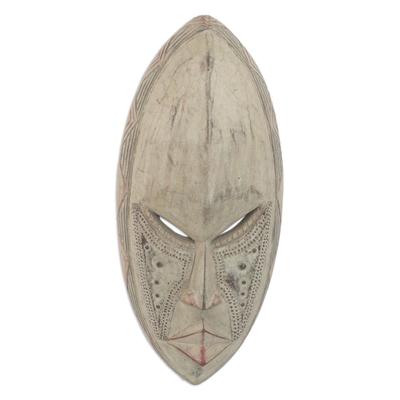Ewe wood mask