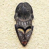 Akan mask, 'Modern Beauty' - Akan mask