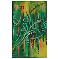 'Freshness I' - Original Abstract Painting