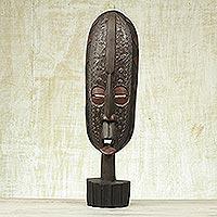 Africa Burkina Faso mask,