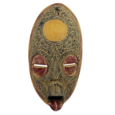 Unique Wood Mask
