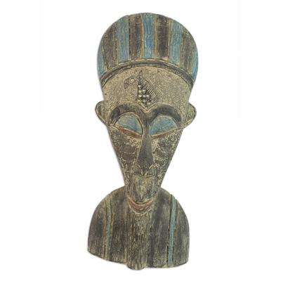 Unique African Wood Sculpture