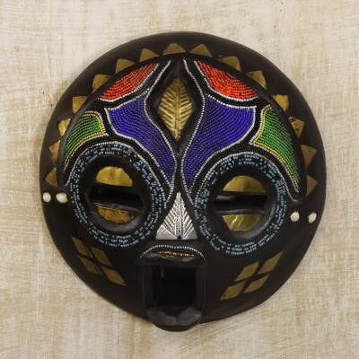 Zambian wood mask, My Bride