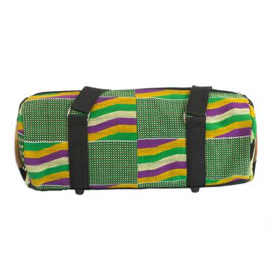 Cotton kente shoulder bag