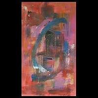 'Untitled ll' - Original Abstract Painting
