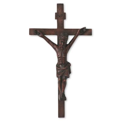 Religious Wood Wall Cross