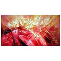 'Law of Attraction III' - Original Abstract Painting