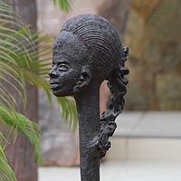 Fiberglass sculpture,