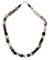 Agate beaded necklace, 'Lady of Kasoa' - Agate beaded necklace (image 2a) thumbail