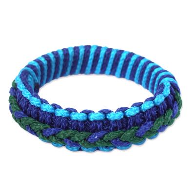 Hand Crafted African Bangle Bracelet