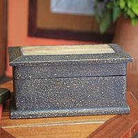 Decorative wood box,