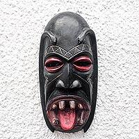 African wood mask, 'Danyi'