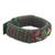 Men's wristband bracelet, 'Adventurer' - Men's Multi-Color Braided Cord Wristband Bracelet (image 2c) thumbail