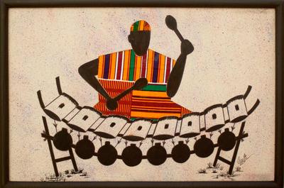 Folk Art Painting -