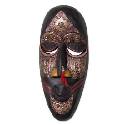 Ethiopian wood mask