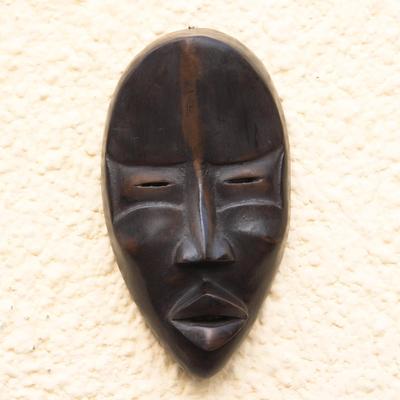 Dan wood mask