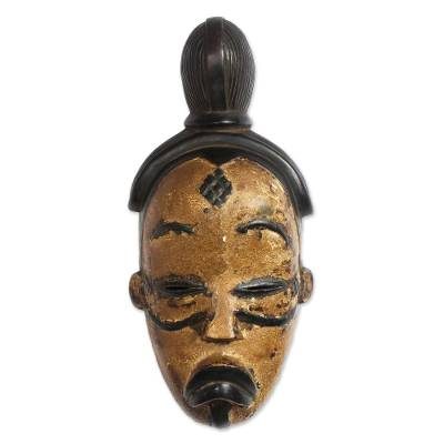 Gabonese Wood Mask