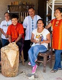 Zapotec Dream Family Workshop