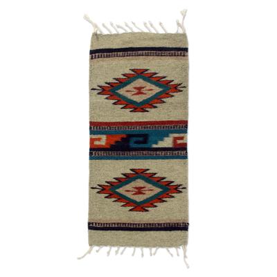 Zapotec rug (1x2)