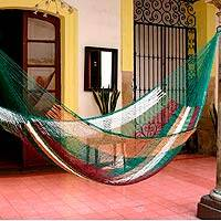 Hammock Mother Earth single Mexico