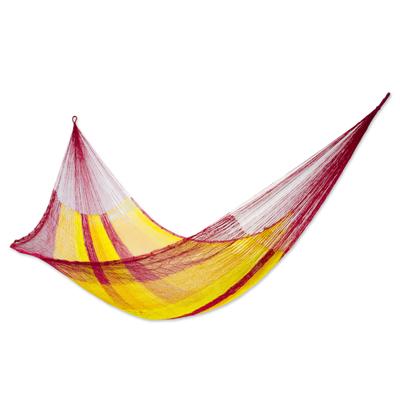 Artisan Crafted Mayan Hammock (Single)