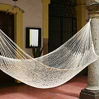 Hammock Ivory Sonata single Mexico