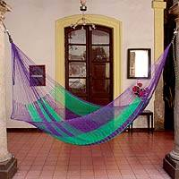 Hammock Green Vineyard single Mexico
