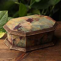 Decoupage jewelry box Fashionista Mexico