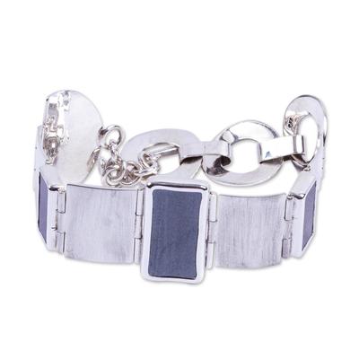 Hematite wristband bracelet