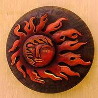 Iron candleholder Ixtapa Sun Mexico