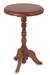 Parota wood accent table, 'Colonial Ranch' - Handmade Colonial Wood Accent Table Furniture thumbail