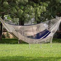 Cotton hammock Riviera Romance double Mexico