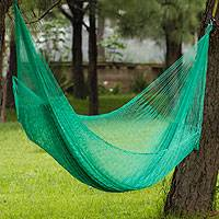 Hammock Maya Mint double Mexico