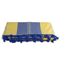 Zapotec cotton bedspread, 'Oaxaca Morn' (king) (Mexico)
