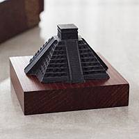 Featured review for Sculpture, Pyramid of Kukulcan