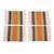 Zapotec cotton placements, 'Fiesta Hues' (set of 4) - Zapotec Colorful Hand Woven Cotton Placemats (Set of 4) thumbail