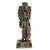 Ceramic statuette, 'Maya Lord Chaac' - Maya God of Rain Ceramic Statuette Crafted by Hand (image 2b) thumbail