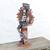 Ceramic sculpture, 'Aztec Sacrifice' - Aztec Skull Priest Ceramic Sculpture (image 2b) thumbail