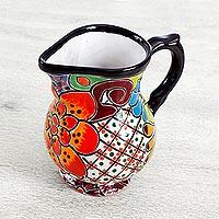 Small ceramic pitcher,