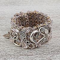 Wristband bracelet,