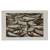 'Shoal' - Signed Fish-Themed Modern Ink Print from Mexico (image 2a) thumbail