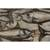 'Shoal' - Signed Fish-Themed Modern Ink Print from Mexico (image 2b) thumbail