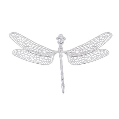 Sterling Silver Dragonfly Pendant from Mexico