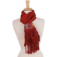 Cotton scarf,